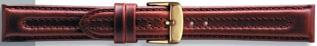 Echt leder bruin 20mm PVK-057