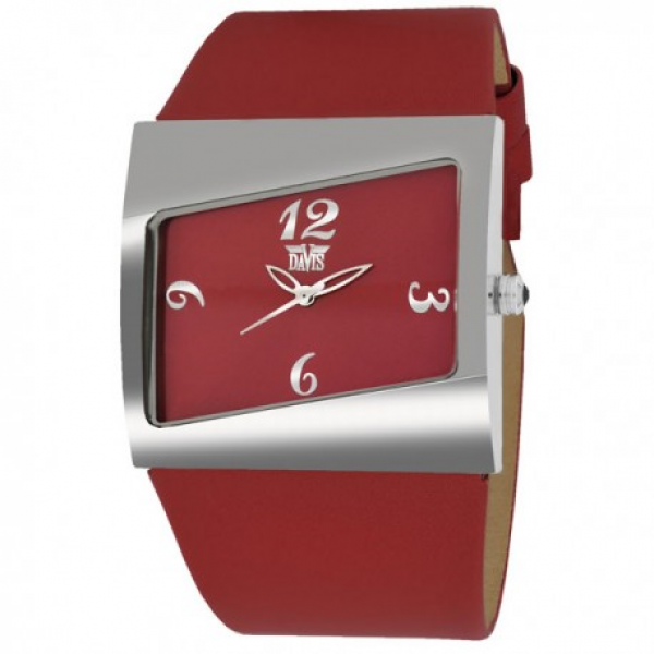 Davis 0975 Analoog Dames Quartz horloge