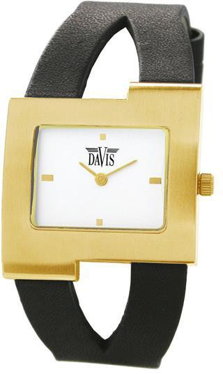 Davis 1407 Analoog Dames Quartz horloge