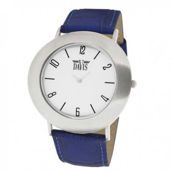 Davis 1424W Analoog Dames Quartz horloge