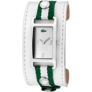 Lacoste 2000312 / Lc-05-3-14-0009 Analoog Dames Quartz Horloge