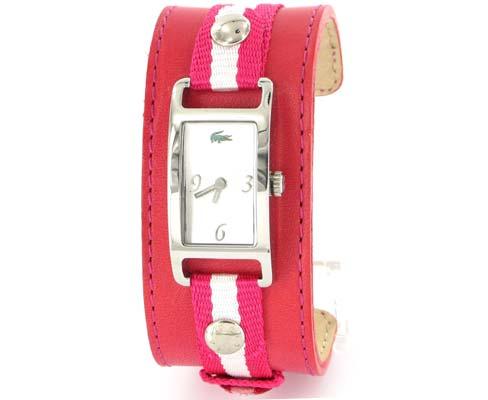 Lacoste 2000313 / Lc-05-3-14-0009 Analoog Dames Quartz Horloge