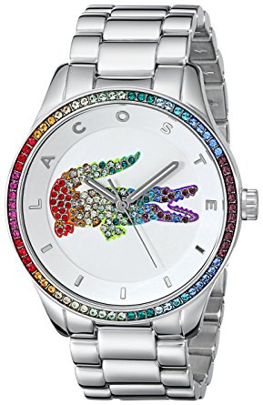 Lacoste 2000629 Sample Analoog Dames Quartz Horloge