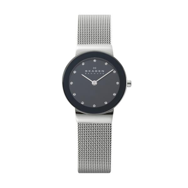 Skagen Freja 358SSSBD Analoog Dames Quartz horloge