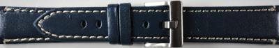 Echt leder horlogeband 24mm