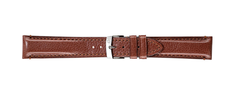 Morellato horlogeband Canova X4684B73041CR22 / PMX041CANOVA22 Croco leder Bruin 22mm + standaard stiksel