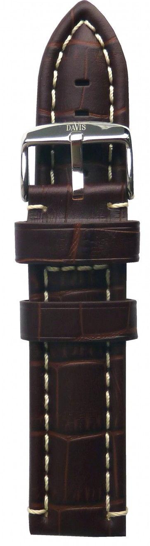 Davis horlogeband 22mm B0281