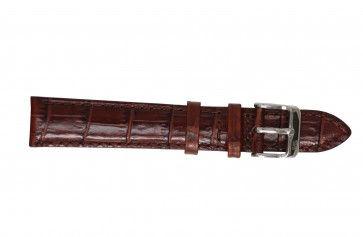 Davis extra lange horlogeband 18mm B0906
