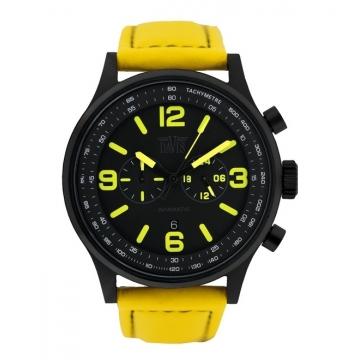 Davis 1845 Analoog Heren Quartz horloge