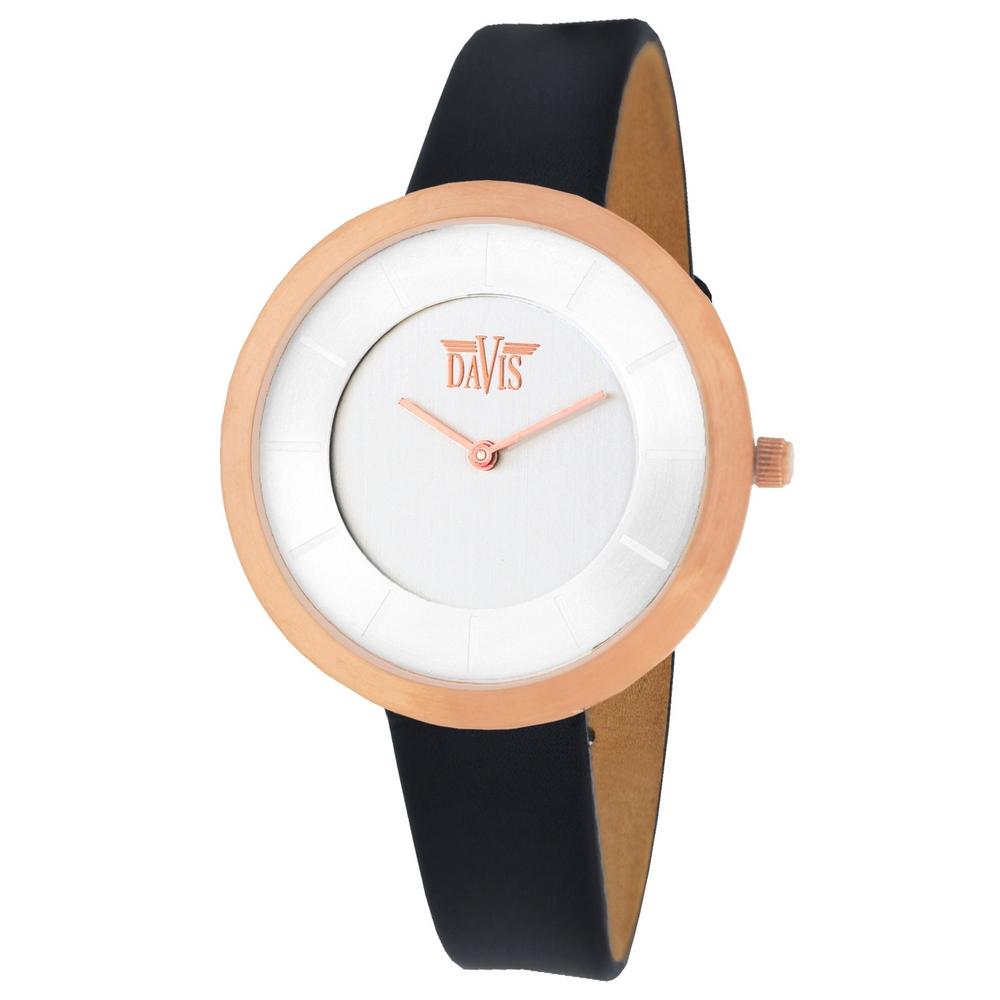 Davis 2036 Analoog Dames Quartz horloge