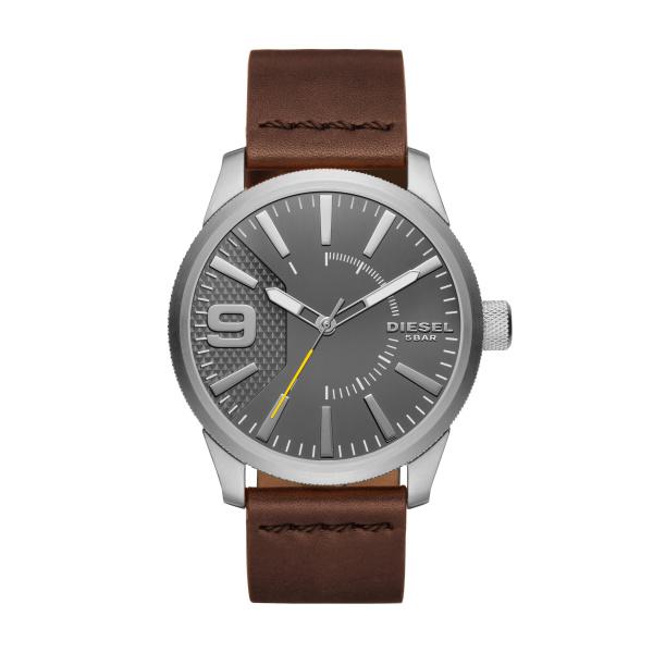Diesel Rasp DZ1802 Analoog Heren Quartz horloge