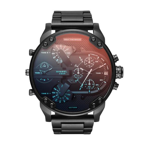 Diesel Daddy DZ7395 Analoog Heren Quartz horloge