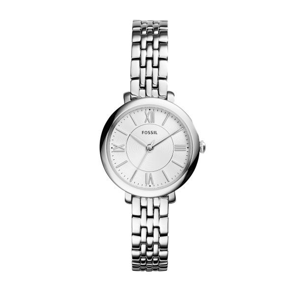 Fossil Jacqueline ES3797 Analoog Quartz horloge Dameshorloge