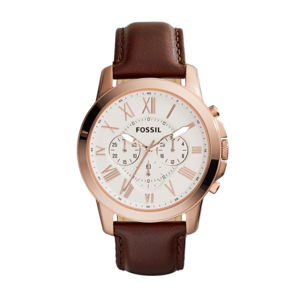 Fossil FS4991 Analoog Heren Quartz horloge