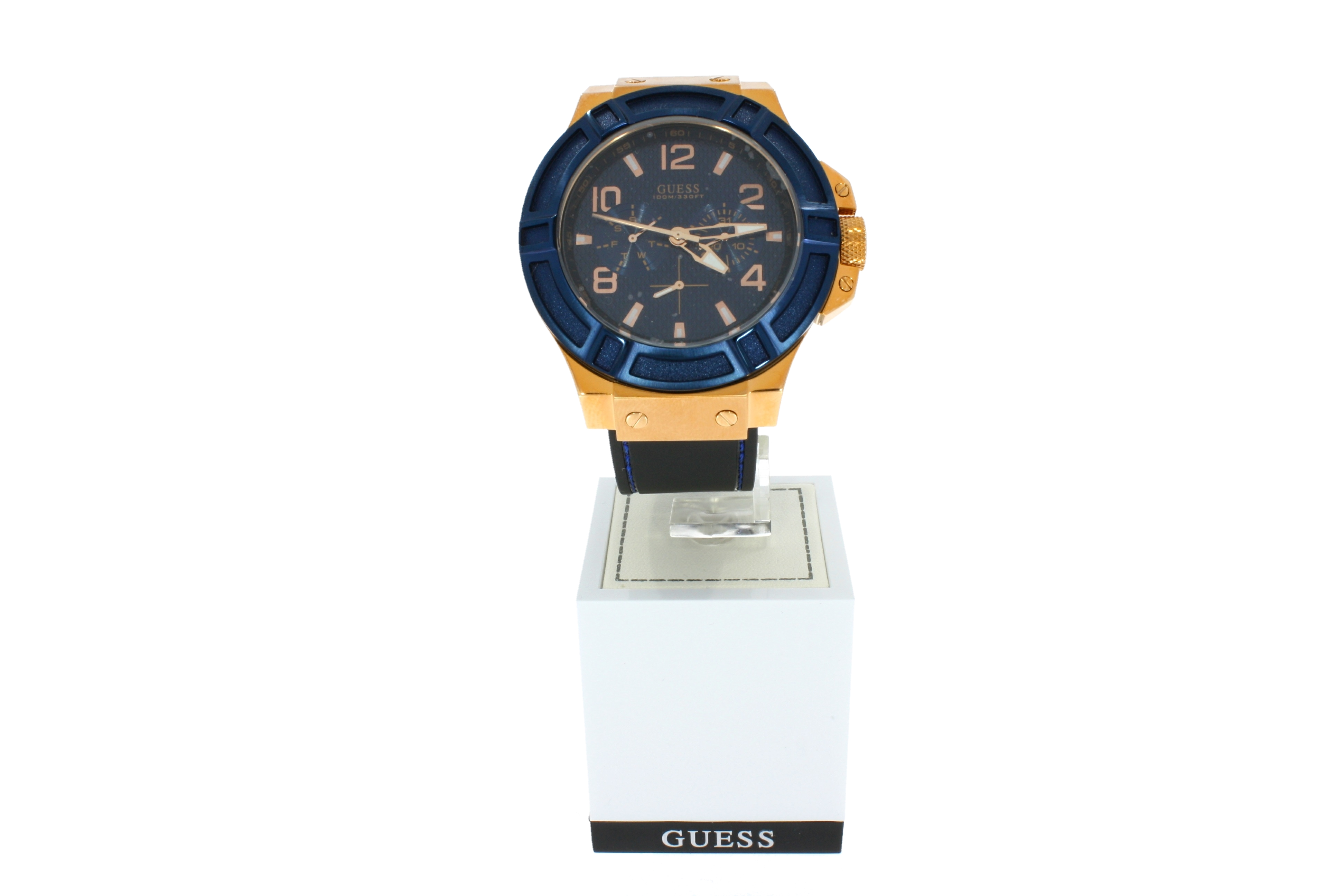 Guess W0247G3/SPECIAL Analoog Heren Quartz horloge