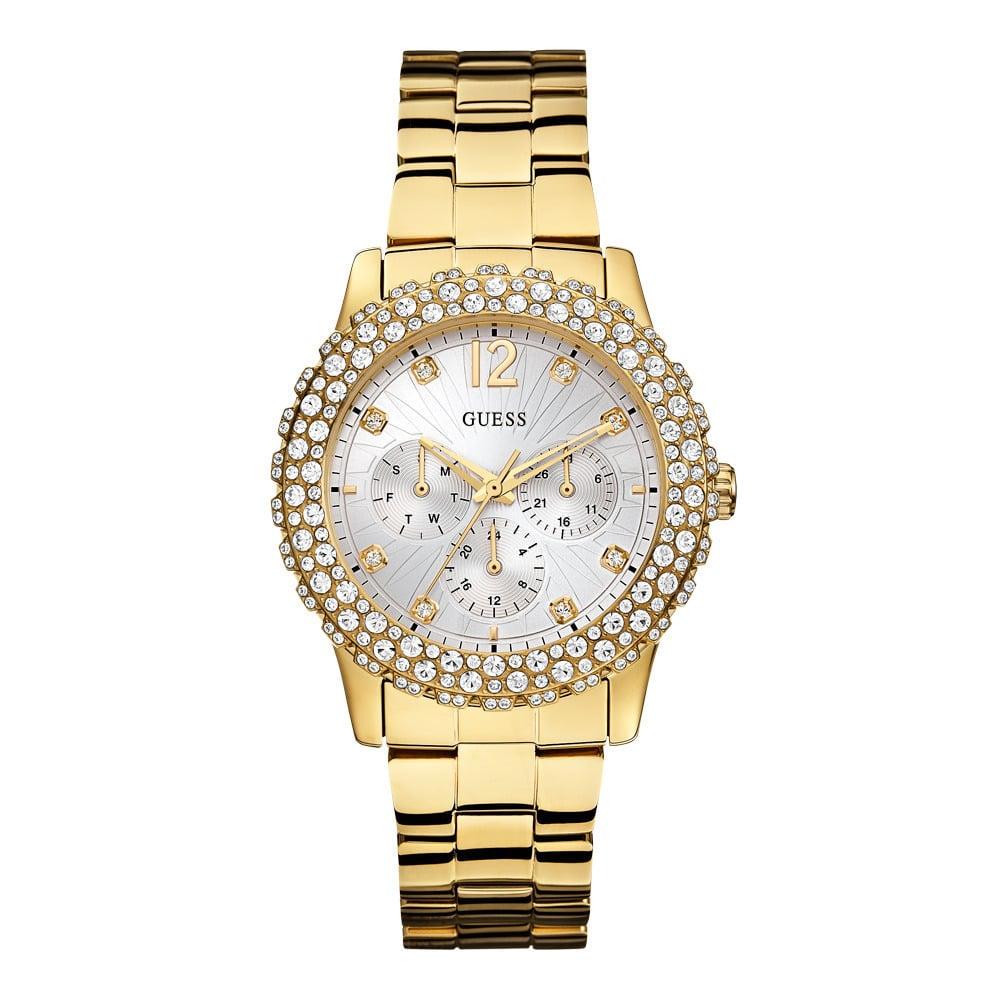 Guess W0335L2 Analoog Dames Quartz horloge