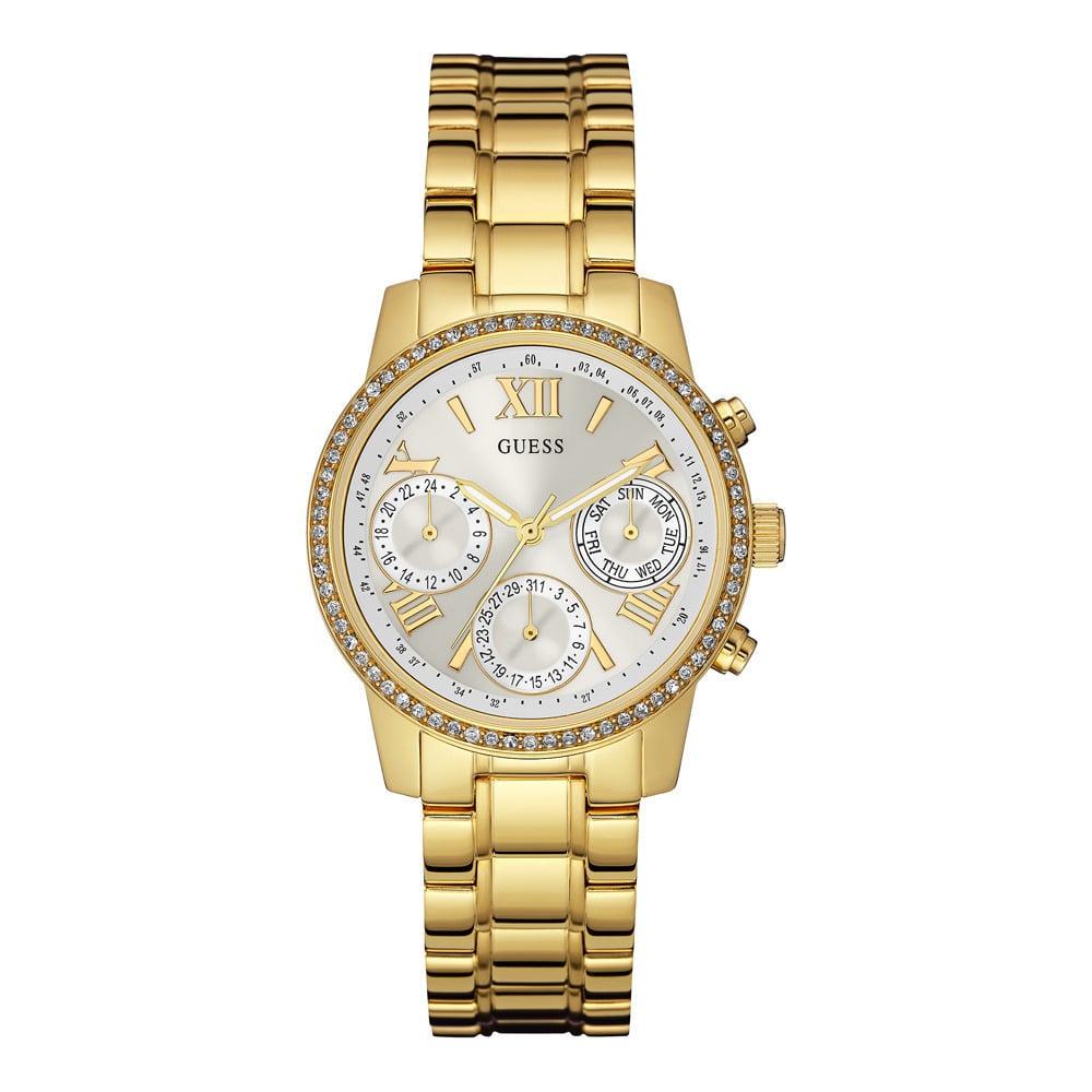 Guess W0623L3 Analoog Dames Quartz horloge