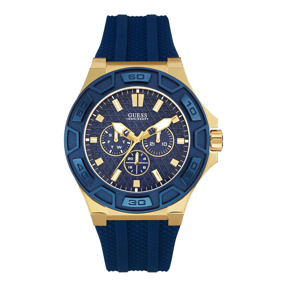 Guess W0674G2 Analoog Heren Quartz horloge