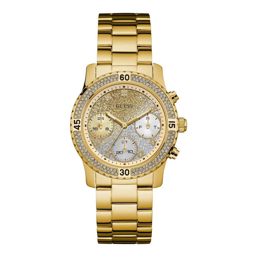 Guess W0774L5 Analoog Dames Quartz horloge