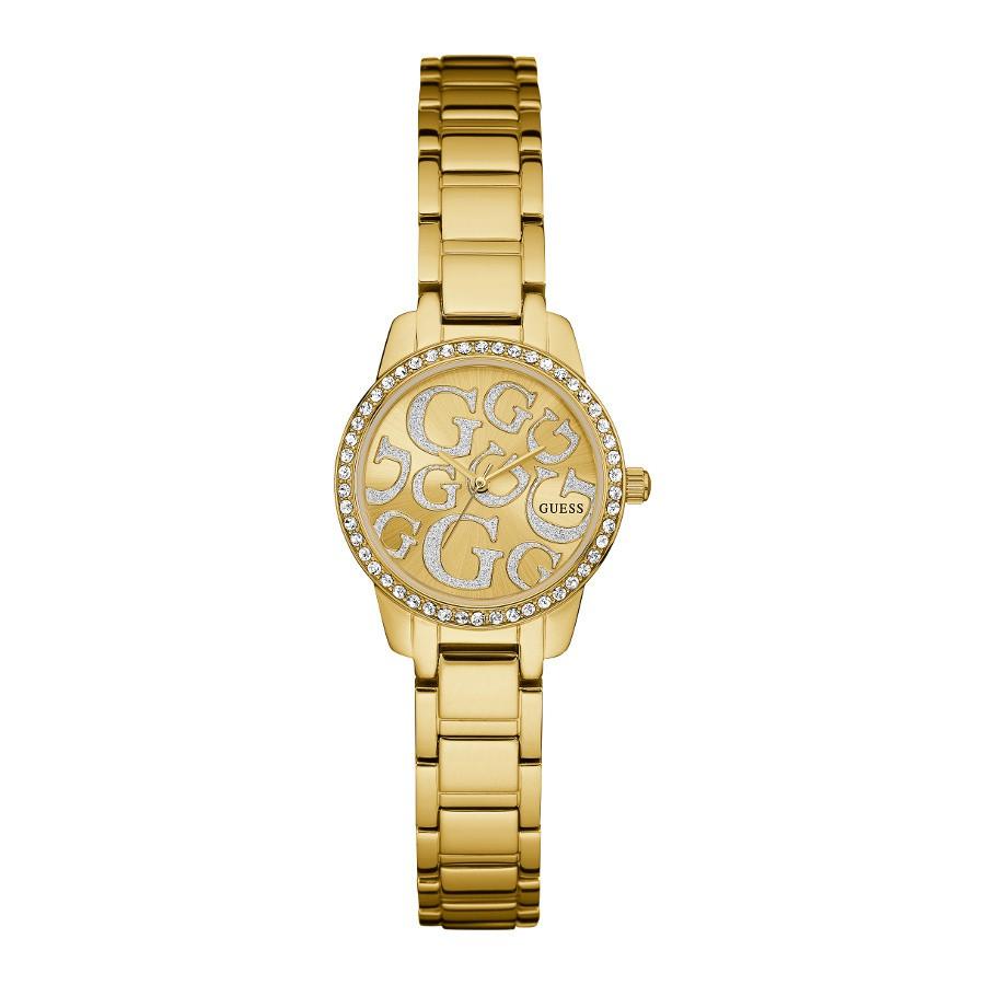 Guess W0891L2 Analoog Dames Quartz horloge