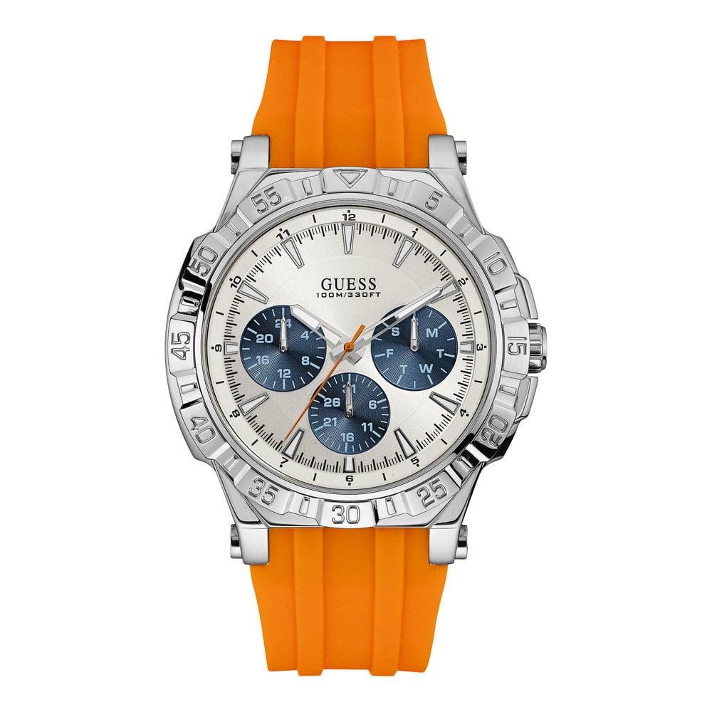 Guess W0966G1 Analoog Heren Quartz horloge