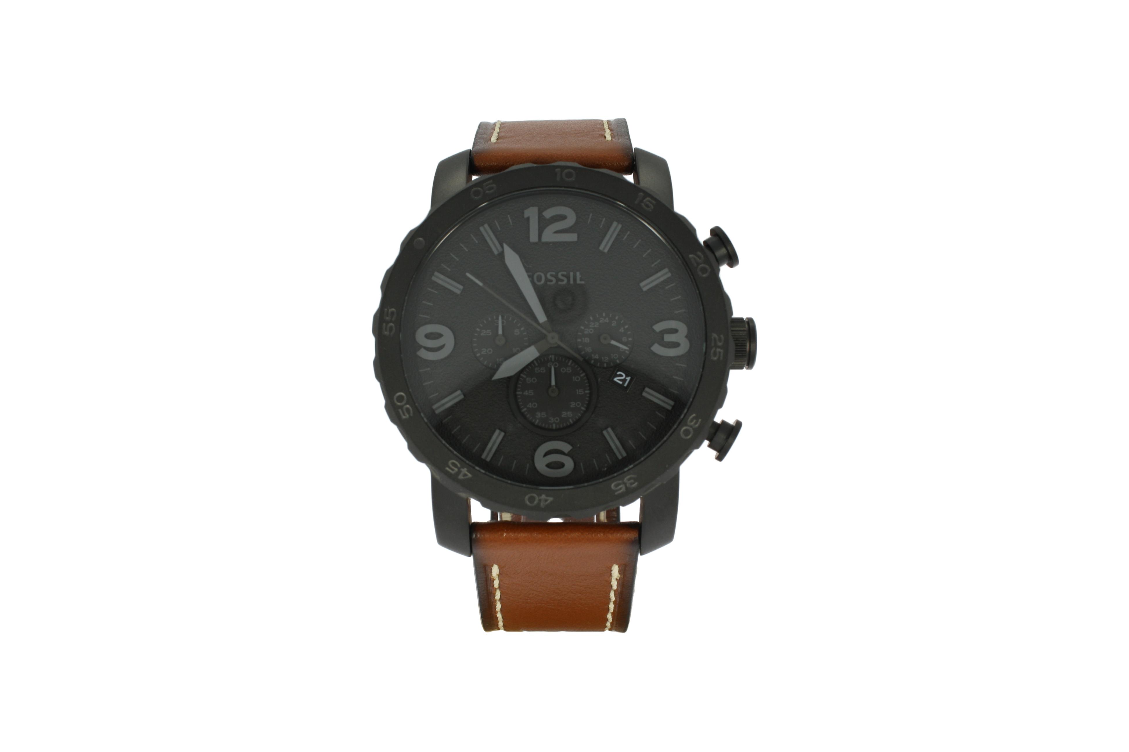 Fossil JR1524 / JR1354 / JR1504 Analoog Heren Quartz horloge