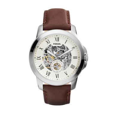 Fossil ME3052 Analoog Heren Quartz horloge