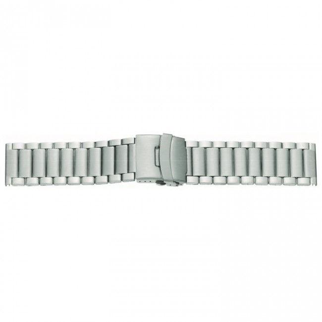Stalen horlogeband 24mm PVK-7900