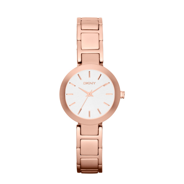 Dkny Stanhope Ny2400 Analoog Dames Quartz Horloge
