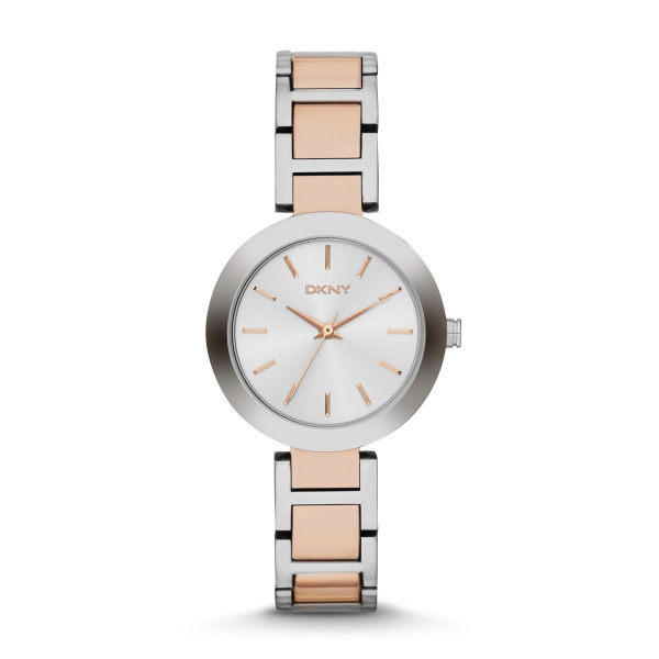 Dkny Stanhope Ny2402 Analoog Dames Quartz Horloge