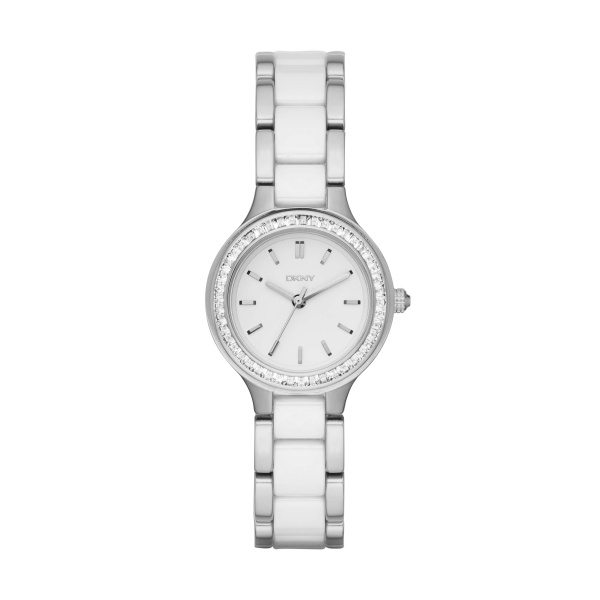 Dkny Chambers Ny2494 Analoog Dames Quartz Horloge