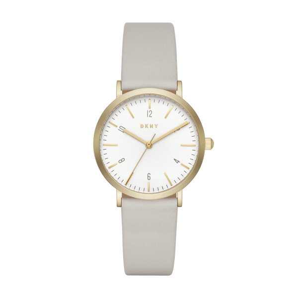 DKNY Minetta NY2507 Analoog Dames Quartz horloge