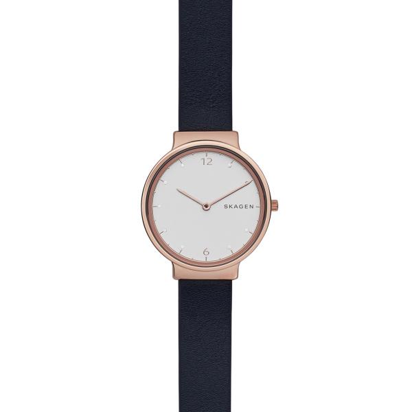 Skagen Ancher SKW2608 Analoog Dames Quartz horloge