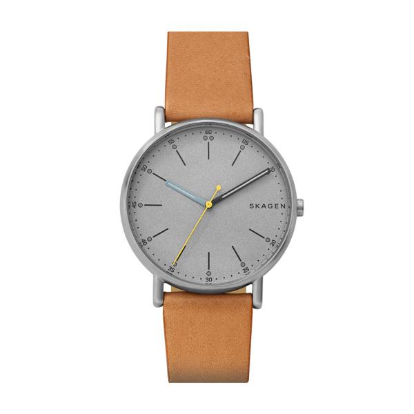 Skagen Signatur SKW6373 Analoog Quartz horloge Herenhorloge