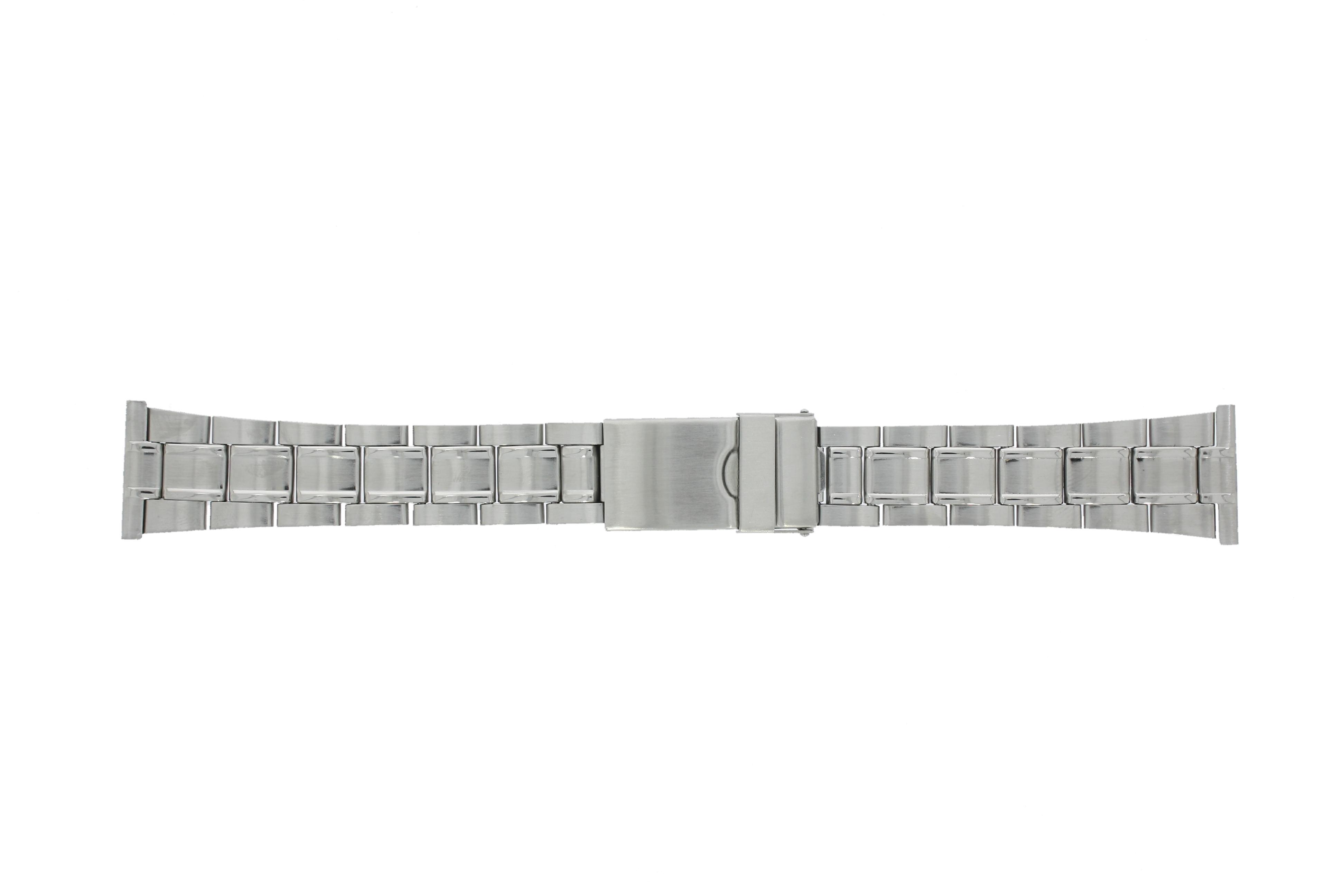 Morellato horlogeband ST0622 Staal Zilver 22mm