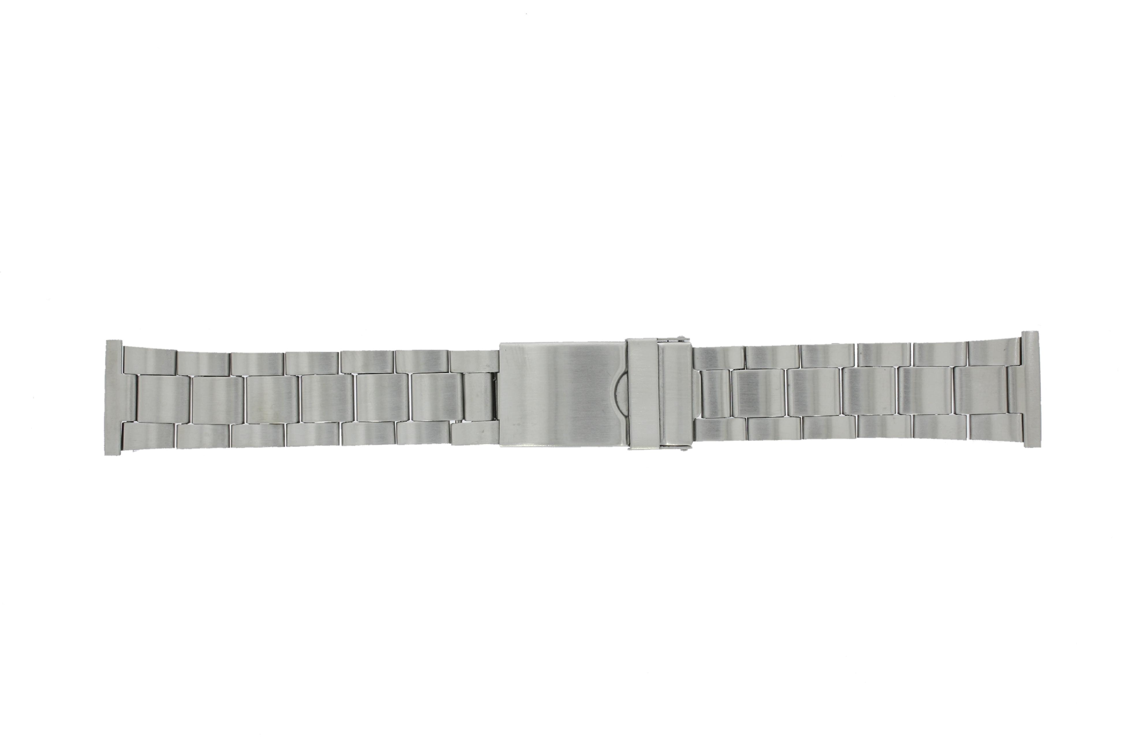 Morellato horlogeband ST1122 Staal Zilver 22mm