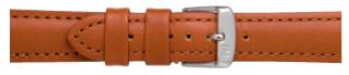 Morellato horlogeband Botero U2226364041CR24 / PMU041BOTERL24 Glad leder Bruin 24mm + standaard stiksel
