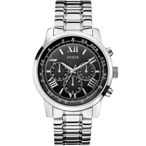 Guess W0379G1 Analoog Heren Quartz horloge