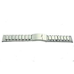 Horlogeband YI24 Staal Zilver 24mm