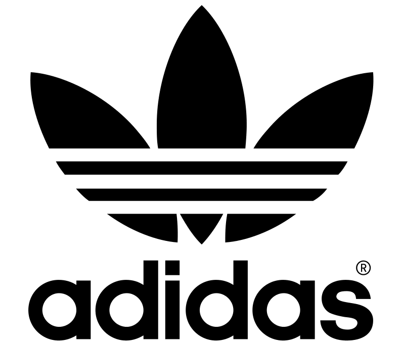 Adidas horlogeband ADP1077 Rubber Zwart