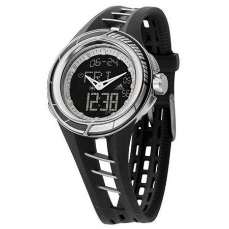 Adidas horlogeband ADP1039 Rubber Grijs
