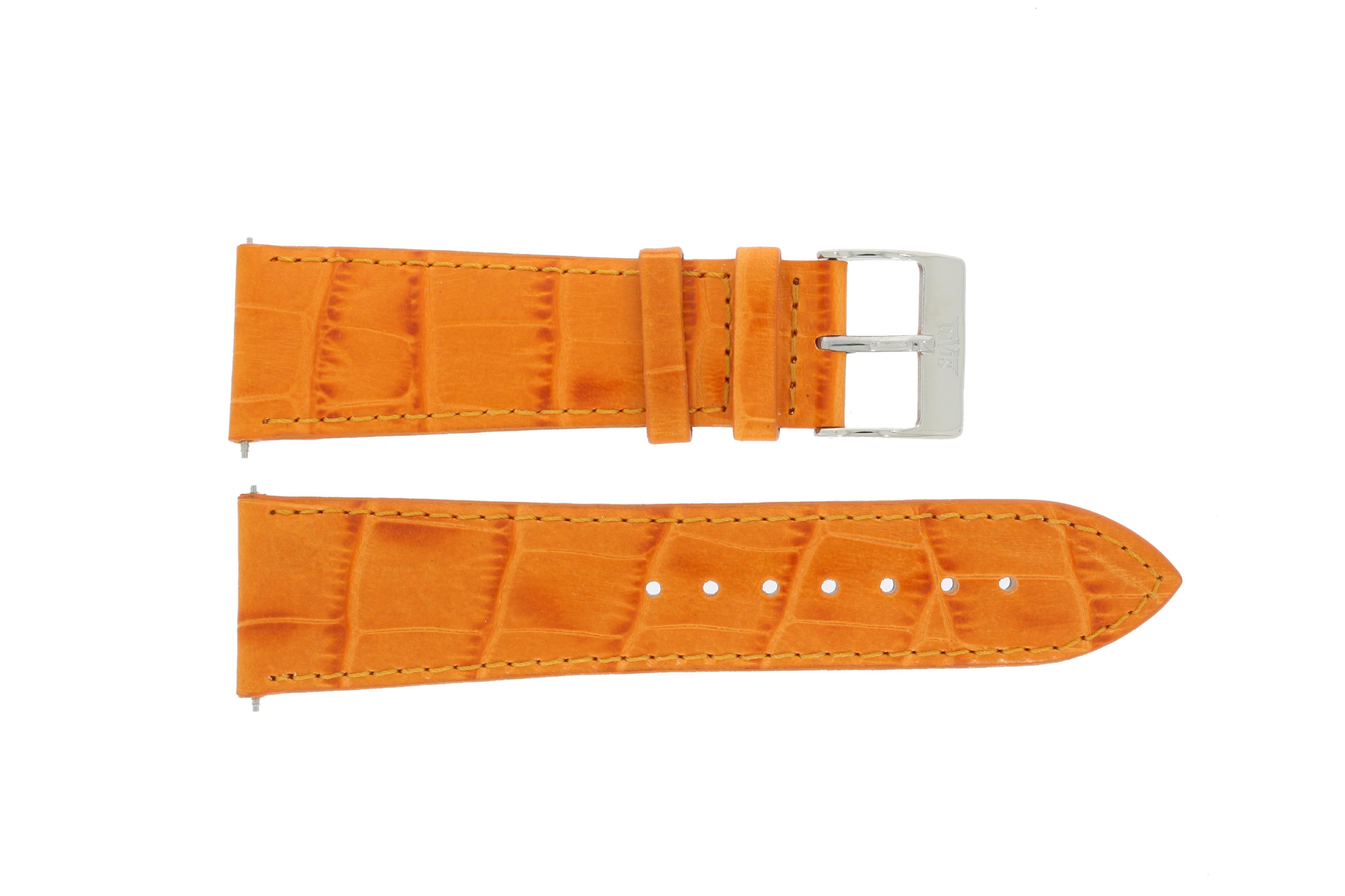 Davis horlogeband 18mm B0201