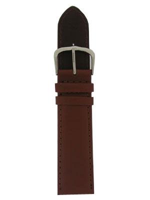 Echt leder cognac bruin 20mm E-5316