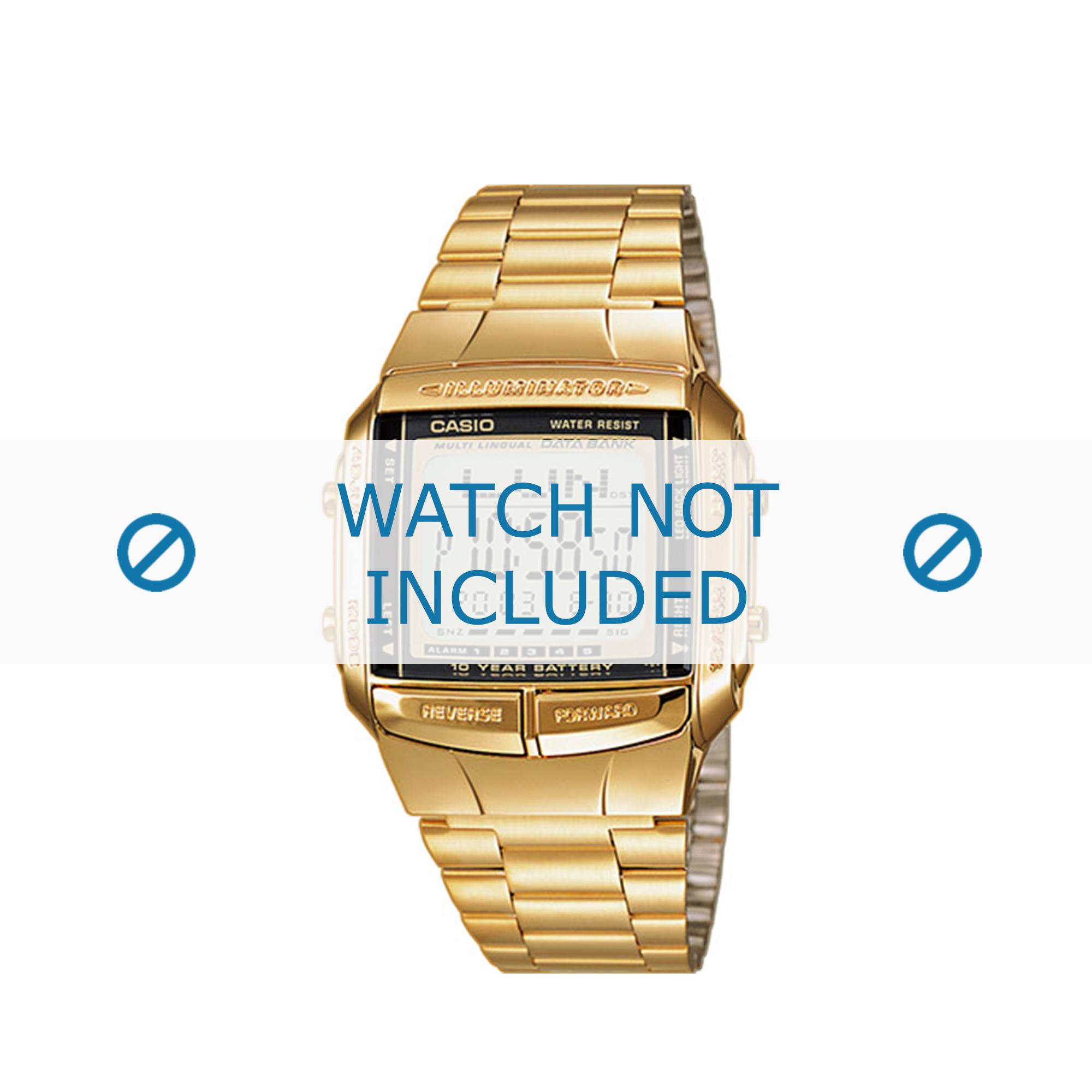 Casio horlogeband DB-360GN-9AEF / DB-360GN-9A