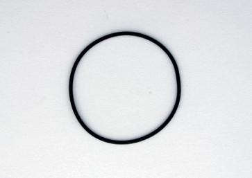 Vervangen van o ring voor achterdeksel