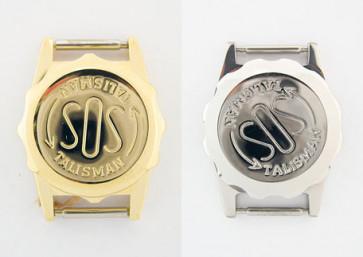 SOS talisman horlogeband-talisman 18mm