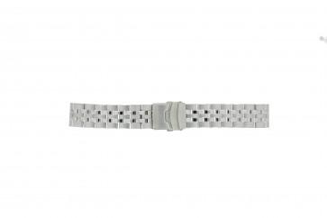 Stalen horloge band verkrijgbaar in 24mm CC221