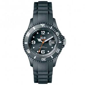 Horlogeband Ice Watch 001423 Rubber Grijs