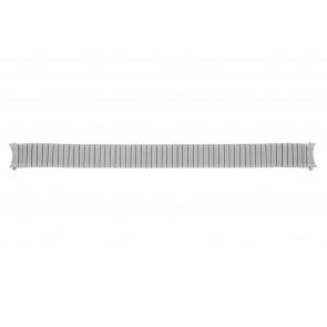 Prisma horlogeband 149897-532 Staal Zilver 14mm