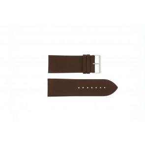 Other brand horlogeband Pebro 169-30 Leder Bruin 30mm